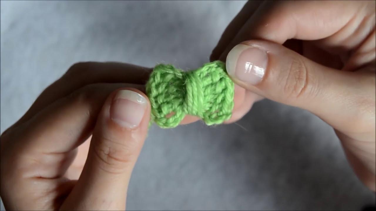 09157cb73bf8 Crochet Lazo Tutorial - Arte Friki