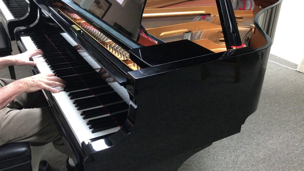 2001 yamaha c2 grand piano country piano ny youtube for Yamaha c2 piano for sale