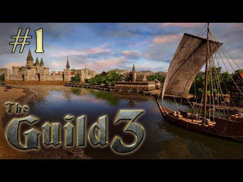 #1 Путь разбойника! Начало ❊ The Guild 3