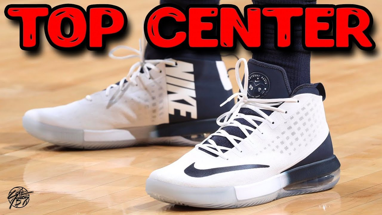 40d306ab82d Top 10 Basketball Shoes for Centers! - YouTube