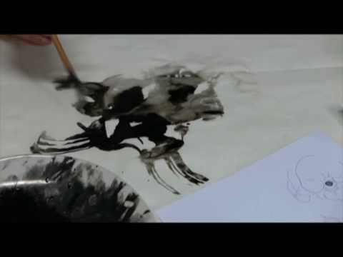 Chinese Artist Documentary - Carp Leaping Over Dragon Gate