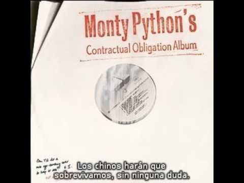 6-I Like Chinese (Monty Python's Contractual Obligation Album Subtitulado Español)