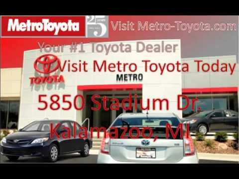 Metro Toyota Kalamazoo, MI IDEA Billboard Advertisement