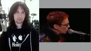 British guitarist analyses Annie Lennox live in 2000!