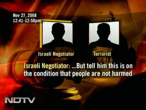 26/11: Terror on tape, Kasab giggles