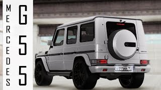 Radmir MTA | Mercedes-Benz G55 AMG