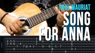 Paul Mauriat - Song For Anna (aula de violão clássico)