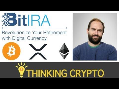 Interview: Jay Blaskey Head Of Sales At BitIRA - Bitcoin & Crypto IRA - Digital Currency IRA & 401K