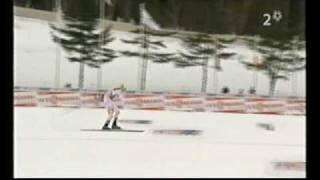 Charlotte Kalla - World Championships - Sapporo 2007