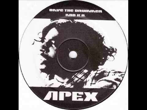 APEX 16 - D.A.V.E. The Drummer + K.N. - Work The Groove