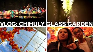 RELAXING AT THE CHIHULY GLASS GARDEN | RaleighWrites