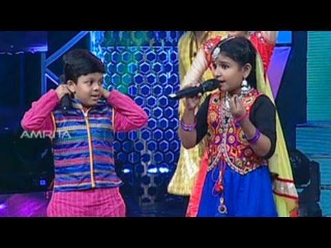 Super Star Junior- 5 | Episode-28 | SriSankar | Sharlet | Sreenandh & Shivani (Duet)