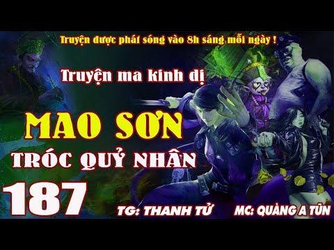 Truyện ma pháp sư  Mao Sơn tróc quỷ nhân  Tập 187  Đạo sĩ diệt cương thi trừ ma quỷ  Quàng A Tũn