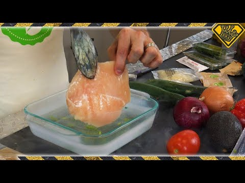 What Does Liquid Nitrogen Do To Meat? (#ad)