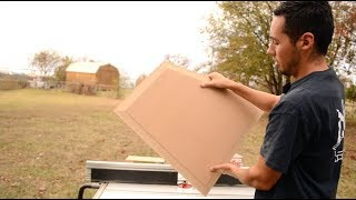 Making Raised Panels - Finish Carpentry