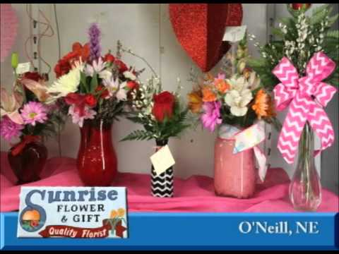 O'Neill Nebraska's Sunrise Flower & Gift Shop on Our Story's the Celebrities
