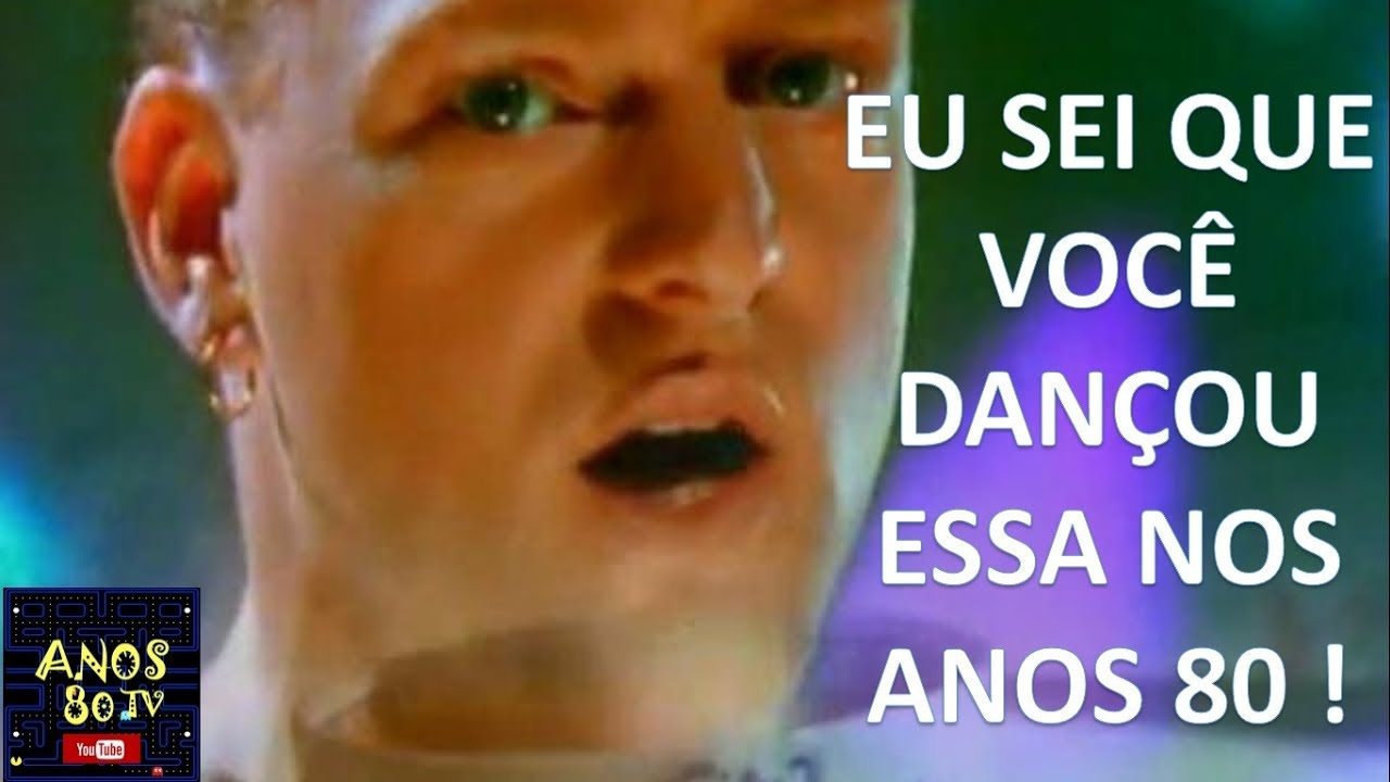 Erasure A Little Respect Anos 80 Música Youtube