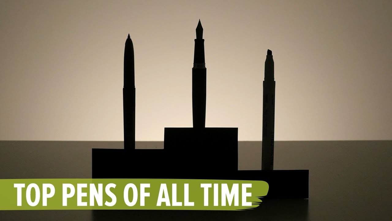 Download Top Pens Of All Time