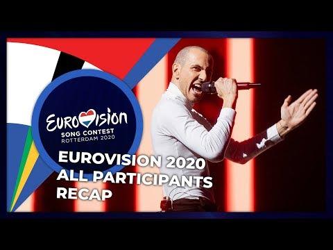 Eurovision 2020 | All Participants | RECAP