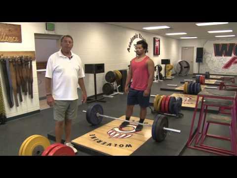 Coach Vogt Weight Training 2015