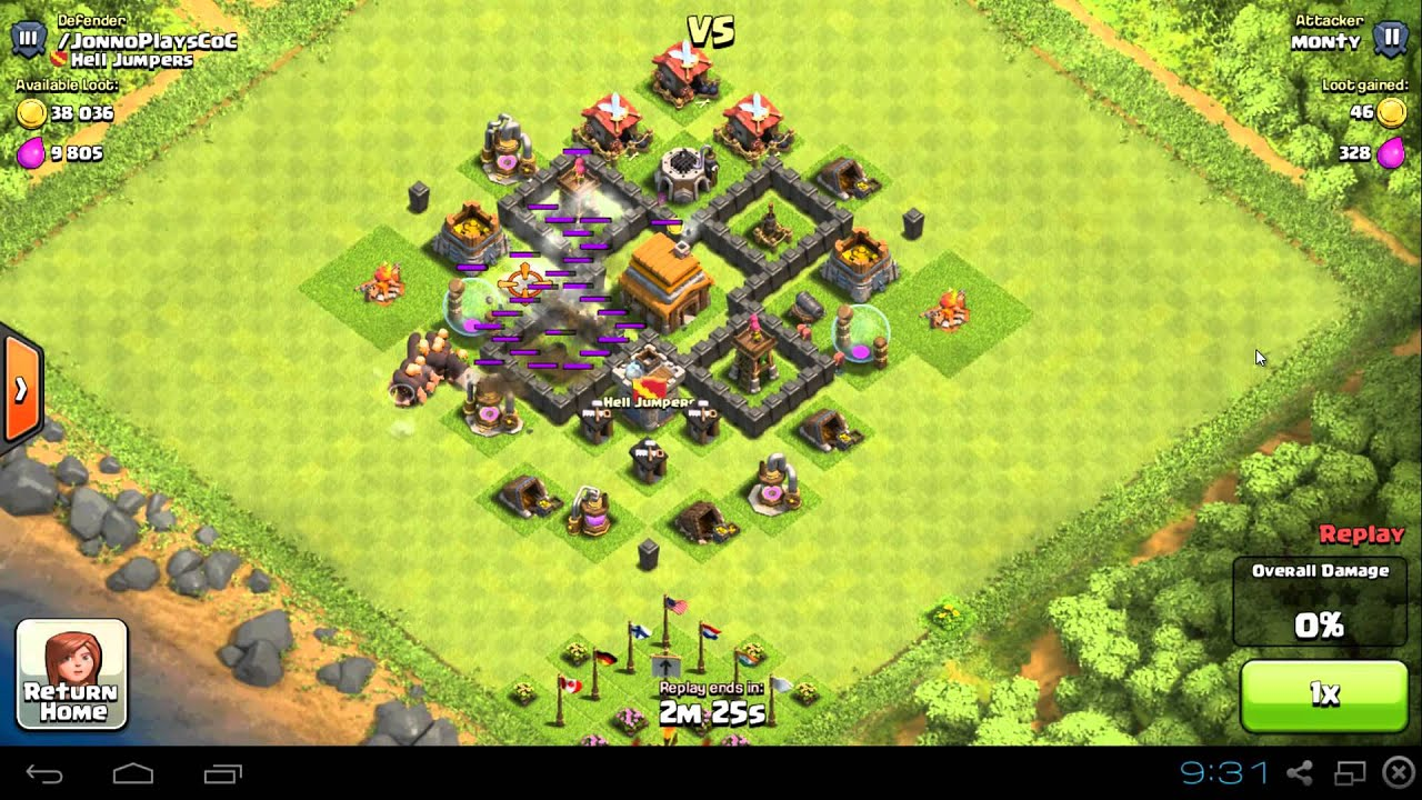 Th4 coc base layout quotes