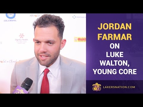 Jordan Farmar On What To Expect With Luke Walton As Head Coach