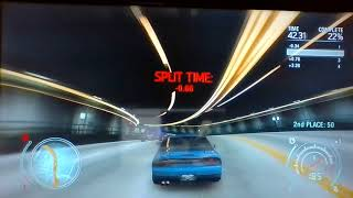 Need for Speed: Undercover - Sprint IV