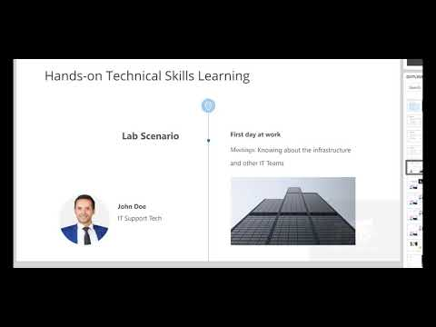 Help Desk Technical Lab Course – Jobskillshare Lab
