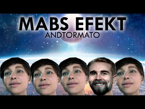 MABS EFEKT (Mass Effect Andromeda)