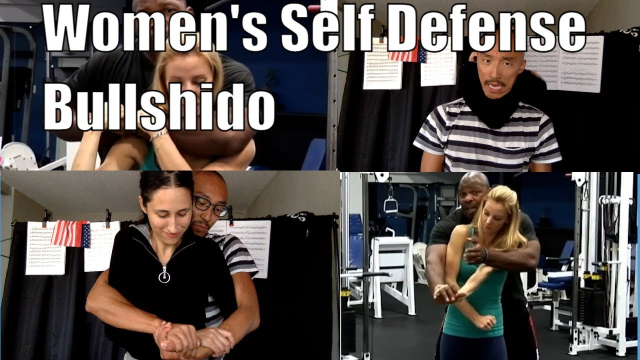 The Most Epic Bullshido Women's Self Defense Teacher Explored