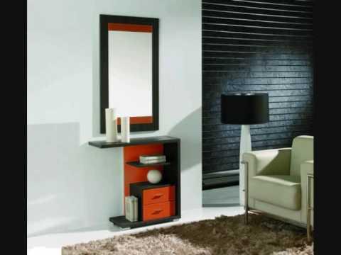 Muebles salvany dise o elegancia y calidad recibidores - Muebles para recibidores ...
