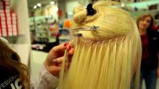 "Мастер Класс ""Наращивание волос"" 28.03.15"
