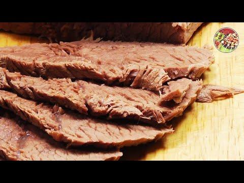 Как приготовить вареную говядину