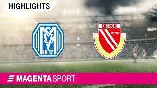 SV Meppen - Energie Cottbus | 24. Spieltag, 18/19 | MAGENTA SPORT