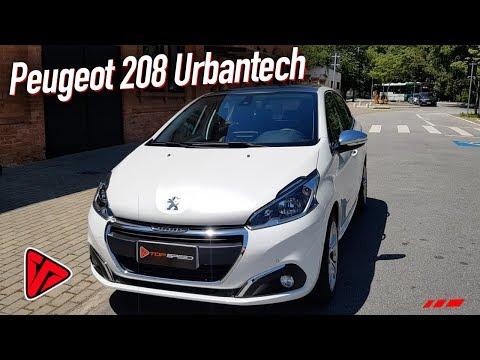 Avaliação Peugeot 208 Urbantech  | Canal Top Speed