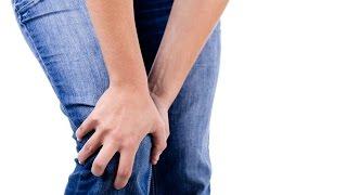 видео Как лечить боли и хруст в коленях. Лечение медикаментами и народные средства
