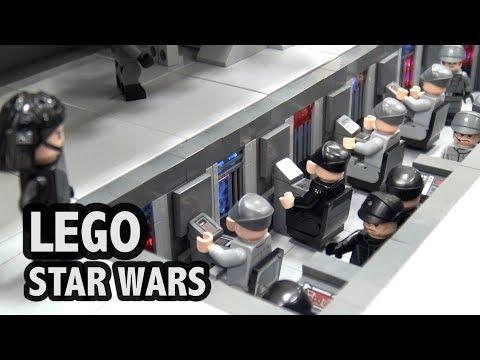 LEGO Super Star Destroyer Bridge | Custom Star Wars