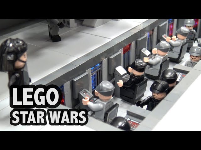LEGO Super Star Destroyer Bridge | Custom Star Wars