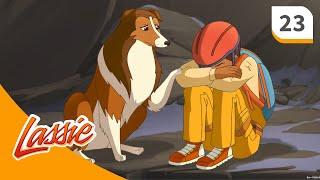 Lassie - Season 1 - Episode 23 - Harvey's Journey - FULL EPISODE