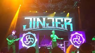 Jinjer - Perennial (Live 4K UHD) @ Gas Monkey Live - Dallas, TX 10/25/2018