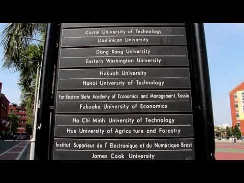 03 Why did Mario choose Southern Taiwan University of Science and Technology?