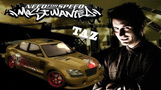 Need For Speed Most Wanted: Ganhei o Carro do TAZ #3 (14° Chefe)