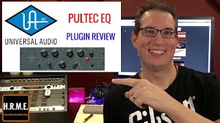 Universal Audio Series - EP 7 Pultec EQ Collection