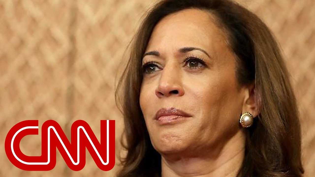 Hear Kamala Harris' answer to critics who say she's not 'black enough'