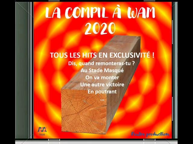 La compil à WAM 2020