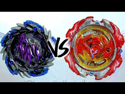 BATTLE: Shadow Amaterios .0.X' VS Revive Phoenix .10.Fr - Beyblade Burst Super Z/Cho-Z