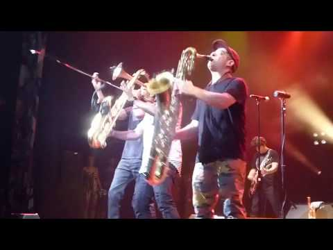 Trombone Shorty & Orleans Avenue - Tripped Out Slim (Houston 09.19.17) HD