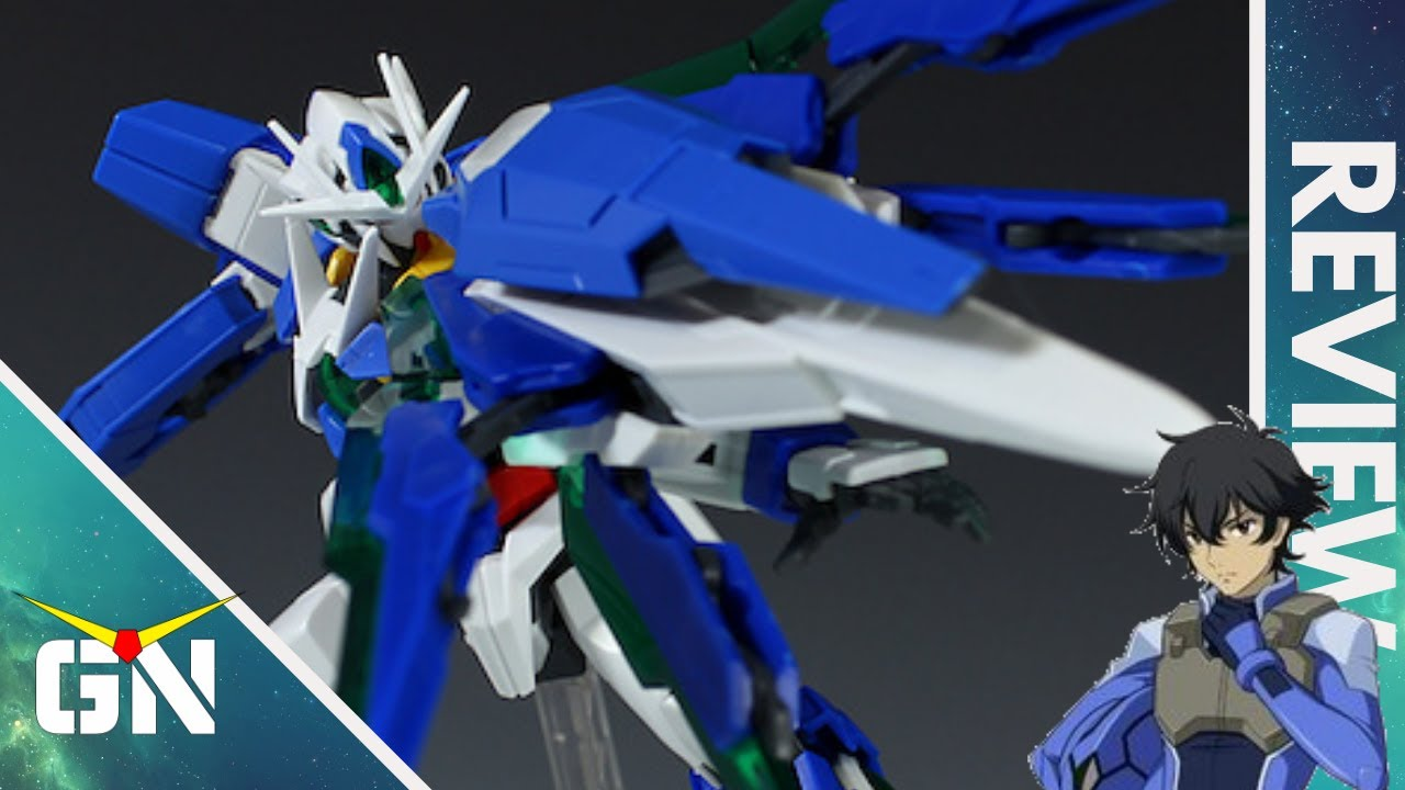 Exia VS OO VS QAN[T] Which One Is The Best ??? - RG 1/144 QAN[T] | REVIEW
