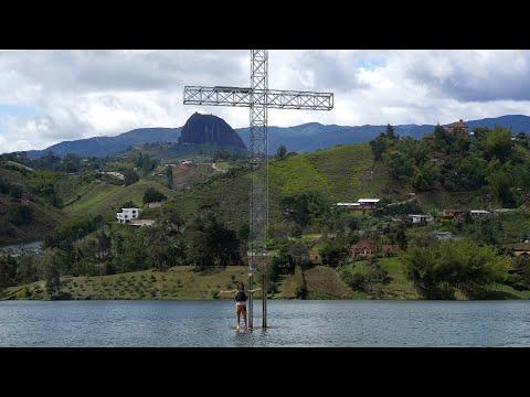 La ciudad que se perdió bajo el agua   Guatapé, COLOMBIA 🇨🇴
