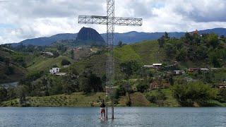 La ciudad que se perdió bajo el agua | Guatapé, COLOMBIA 🇨🇴